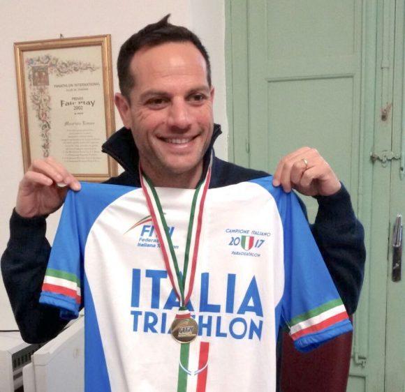 Primato italiano per atleta ipovedente trapanese