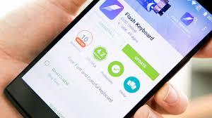 Flash Keyboard: App Android Più Scaricata