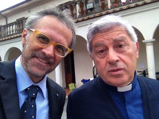 """Su RAI1 il film """"Ho Amici in Paradiso"""" con Fabrizio Ferracane"""