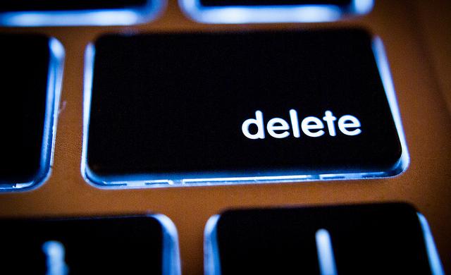 Cancellare il proprio account social: più facile a dirsi che a farsi