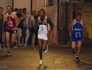 Cefalù, XIII giro podistico internazionale di Sant'Ambrogio