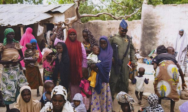 Soaring numbers of children used in Boko Haram suicide attacks, says Unicef