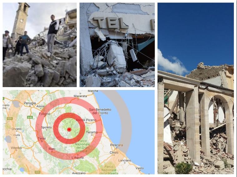 #Terremoto – Unitalsi pronta ad intervenire