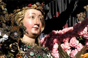 """Catania: Al via la XVI mostra """"Nessun Dorma"""" dedicata a Sant' Agata"""