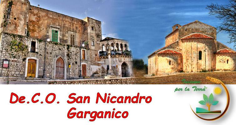 De.C.O. a San Nicandro Garganico (FG), l'#Amministrazione non ci sente
