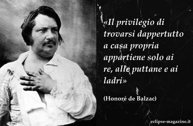 Aforisma di oggi, 22 Giugno: Honoré de Balzac