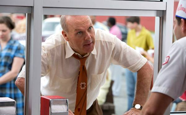Film: The Founder. Michael Keaton e la storia di McDonald's