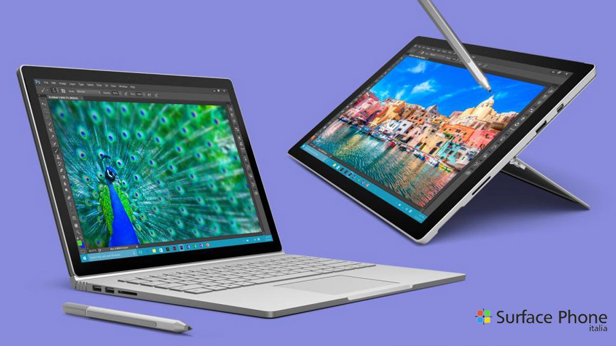 Microsoft Surface: dalle origini ad oggi | Surface Phone Italia
