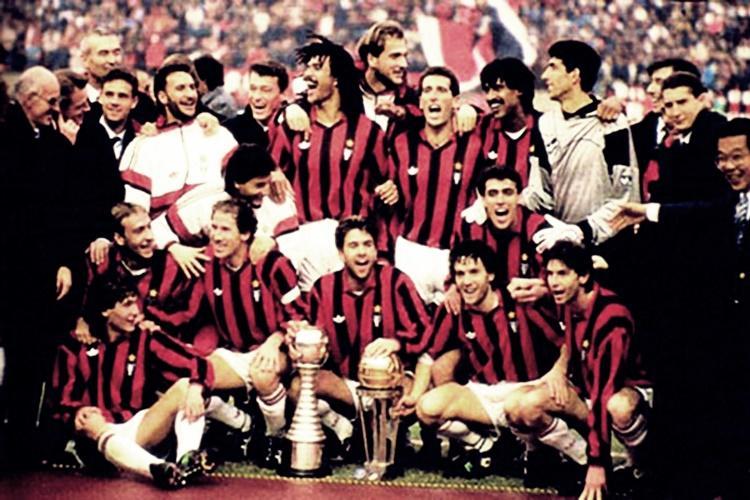 9 dicembre 1990: il Milan vinceva la Coppa Intercontinentale contro l'Olimpia