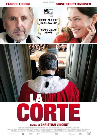 Emozioni d'Artista guardando il film La Corte