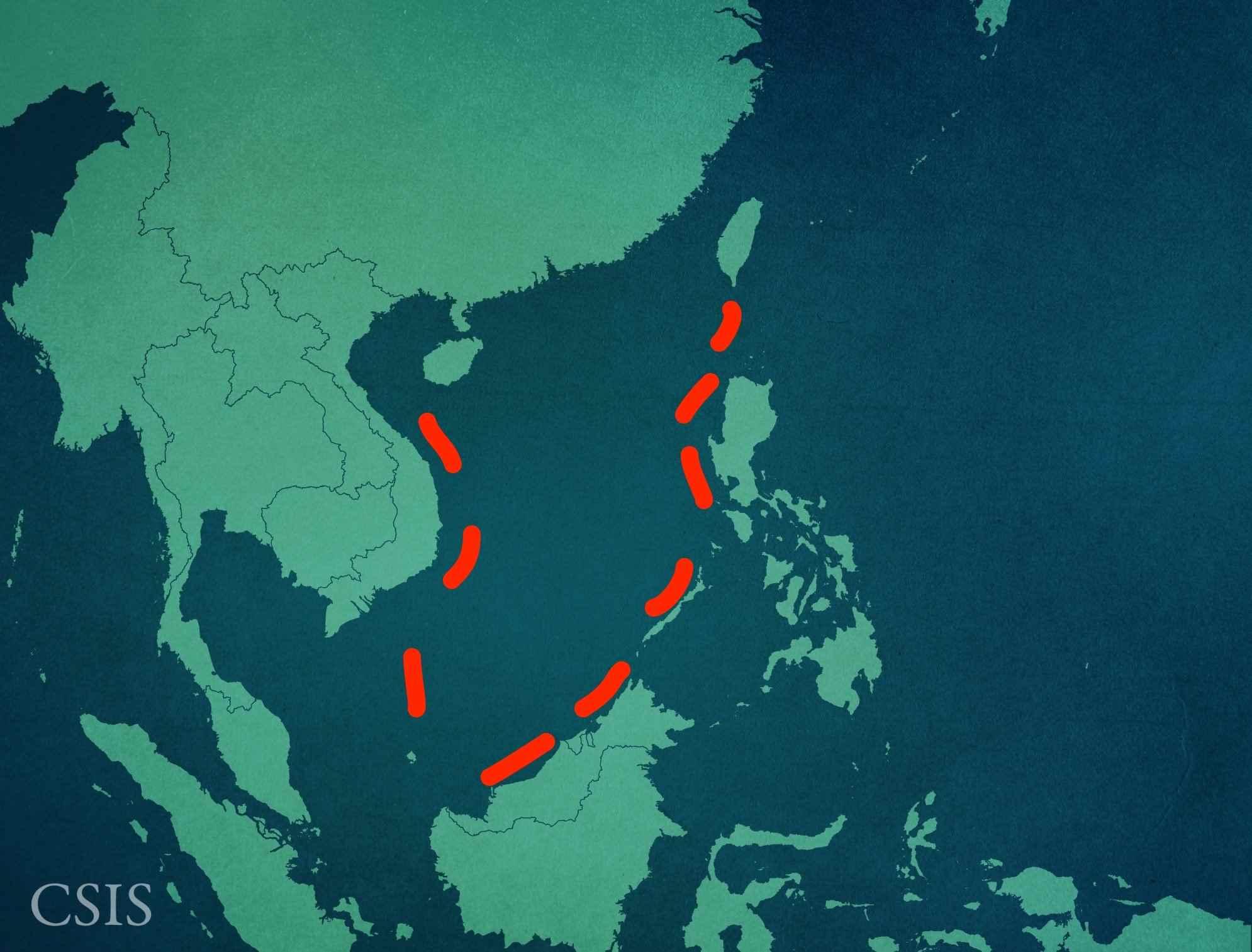 Mar Cinese Meridionale: Filippine vincono causa con la Cina
