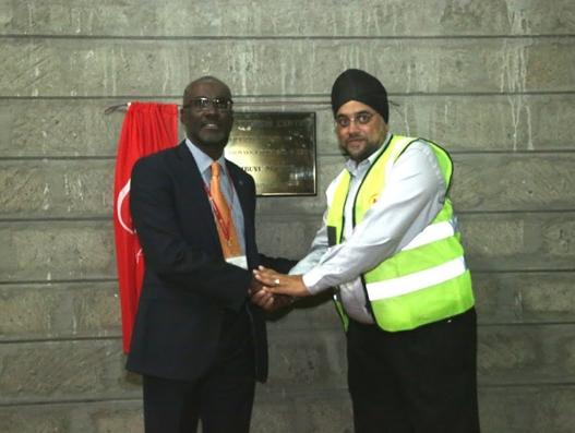 Kenya Airways launches Cargo Express Centre at Jomo Kenyatta Airport   Air Cargo