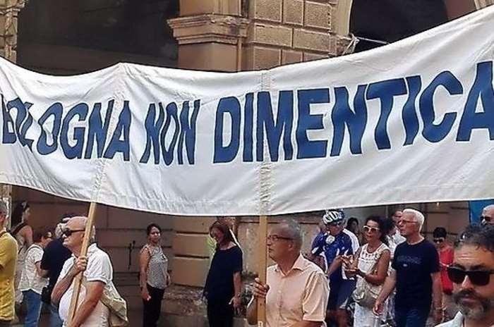 2 agosto 2017, 37esimo anniversario della strage alla Stazione di Bologna