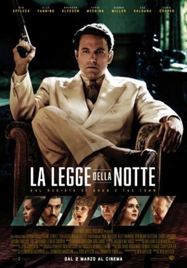 Recensione del nuovo film con Ben Affleck: LA LEGGE DELLA NOTTE