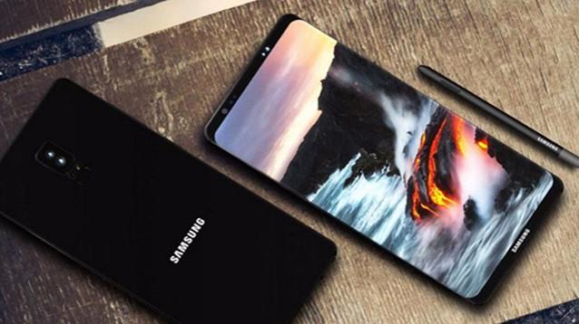 Galaxy Note 8: display QHD+ o 4K, in premium edition, e due speaker