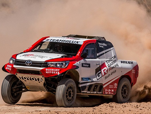 SAA Cargo is air freight partner for Toyota Gazoo racing vehicles | Air Cargo