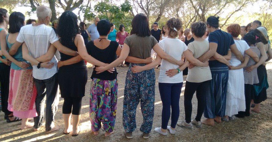 """3° Giornata Regionale della Biodanza in Sardegna: """"Danzando sulla terra leggeri"""""""