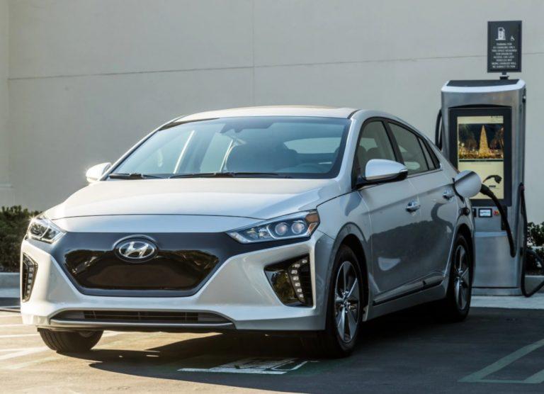 Incredibile Hyundai IONIQ elettrica!