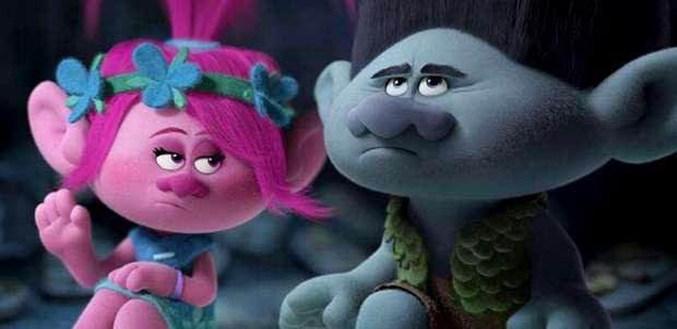 Film: Trolls. Le simpatiche creature create dalle famose bambole danesi