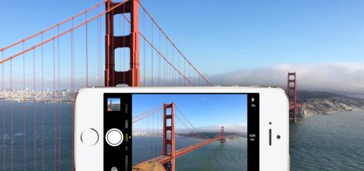 Mantenere le impostazioni della fotocamera su iPhone e iPad