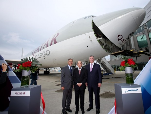 Qatar Airways confirms order for two 747-8 Freighters | Air Cargo