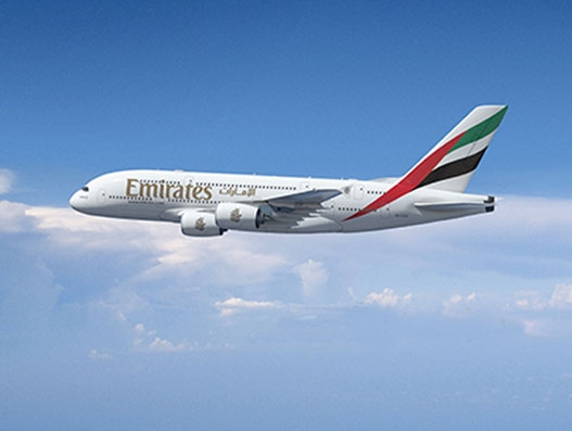 Emirates introduces A380 on its double daily service to Moscow | Aviation