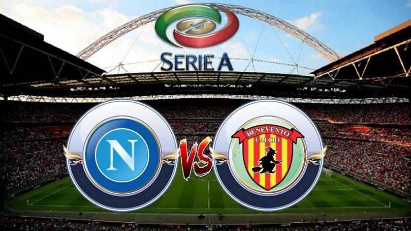 Serie A derby campano Napoli-Benevento: Per Baroni quattro titolari fuori