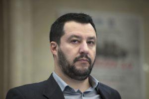 Matteo Salvini e l'argomento migranti