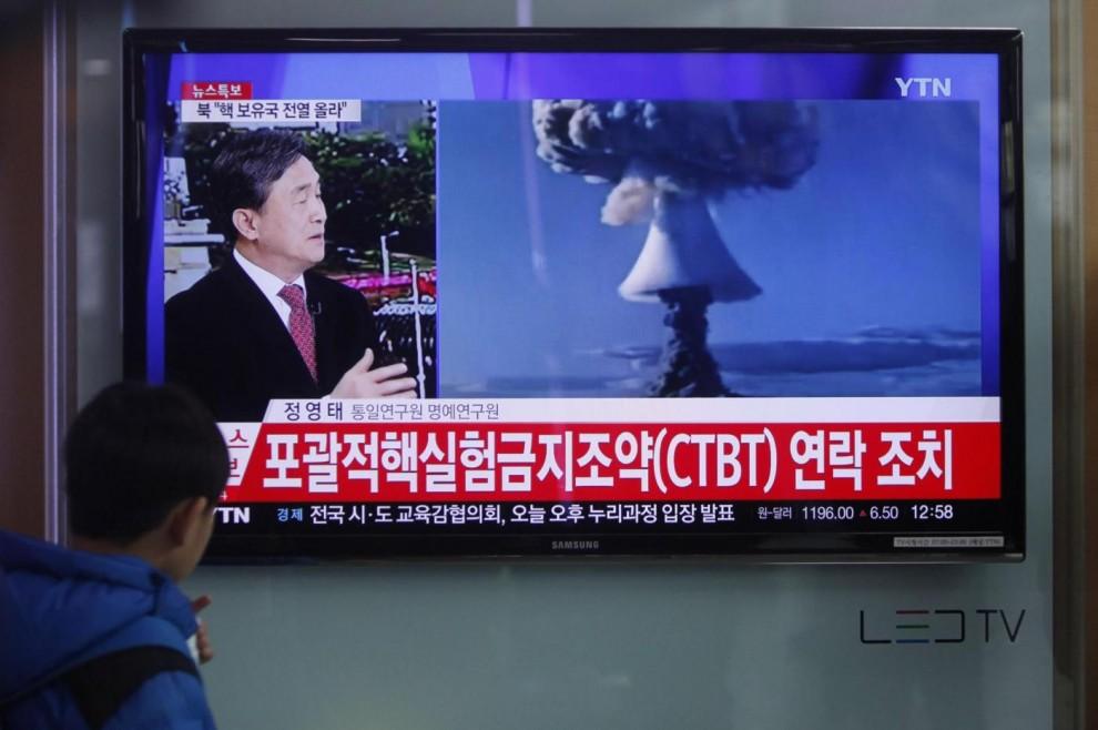 La Corea del Nord prepara nuovi test nucleari