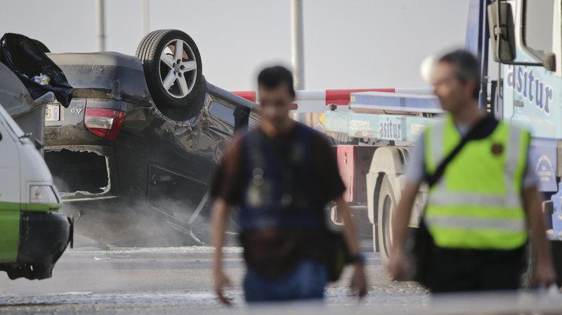 Spagna: Fermato secondo attacco terroristico, dice la polizia, dopo 13 morti e 100 feriti a Barcello