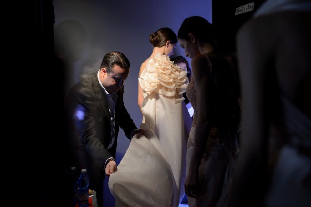 RANI ZACKHEM: l'eleganza che fa sognare attesa a ALTAROMA 2017
