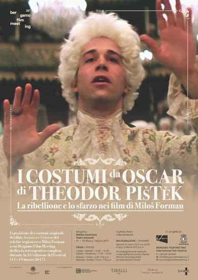 Bergamo Film Meeting 2017: i costumi da Oscar di Theodor Pistek in mostra