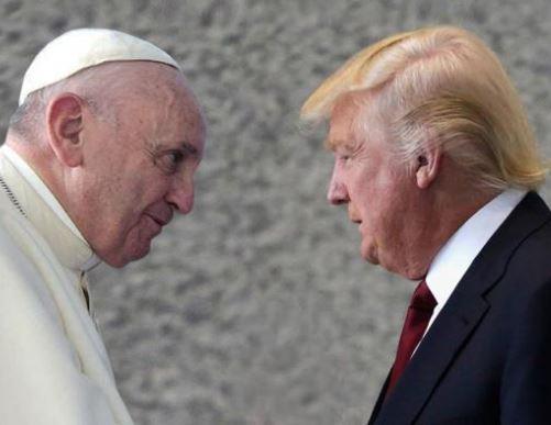 Il diavolo e l'acqua santa: due diplomazie a confronto
