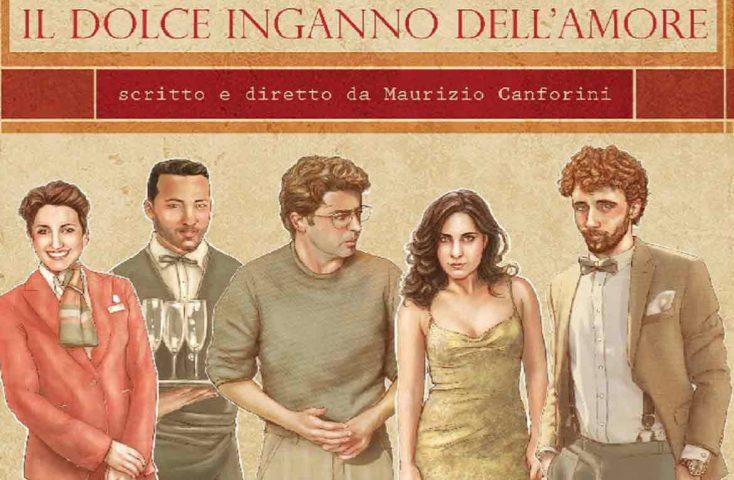 Al Teatro l'Aura di Roma lo spettacolo Il dolce inganno dell'amore