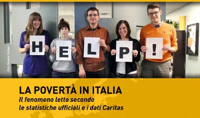 Il rapporto Caritas 2016 sulla povertà. Tra i poveri adesso ci sono soprattutto i giovani