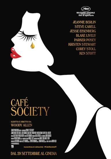 Emozioni d'Artista al cineforum - Il film Café Society