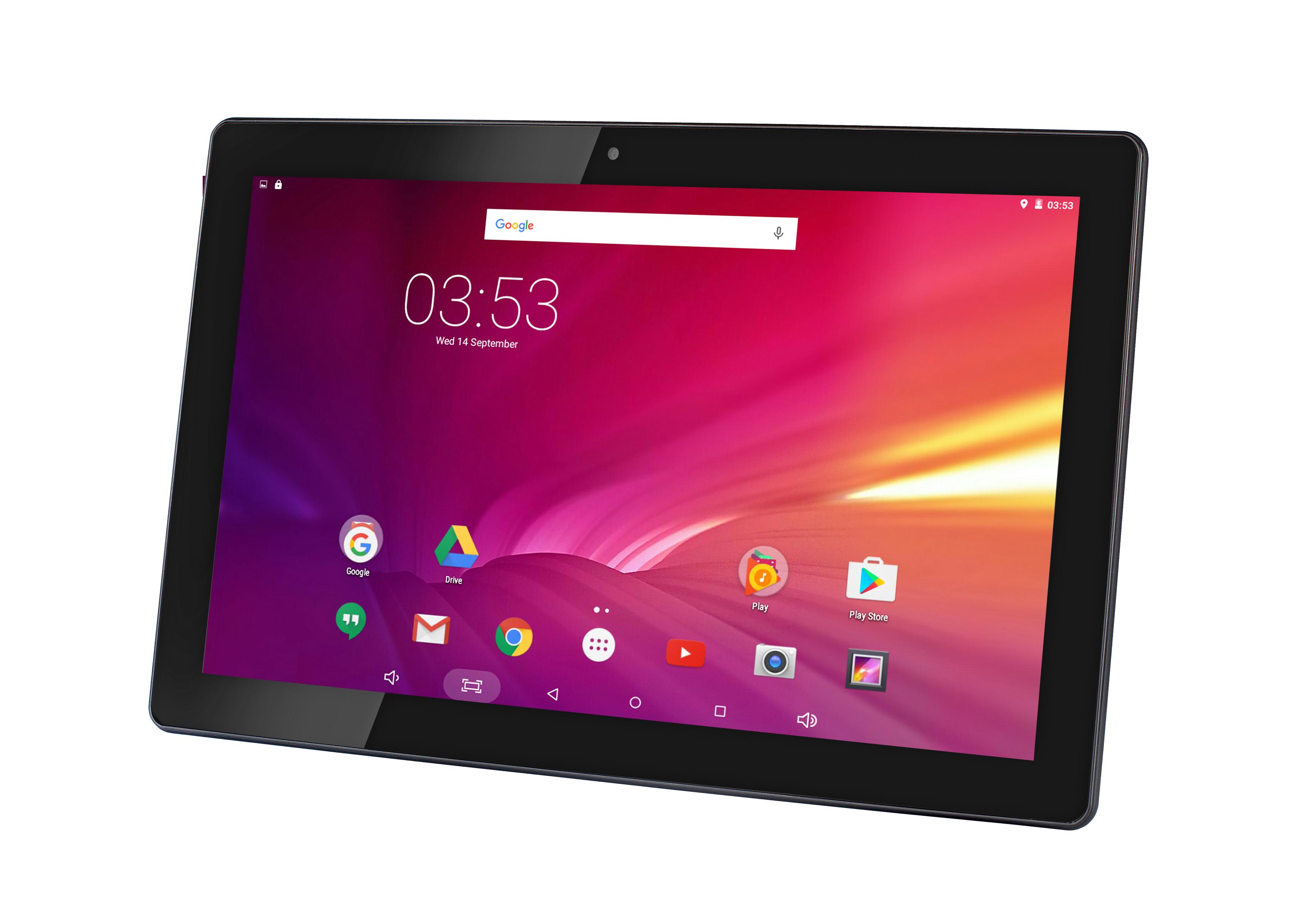 HANNSPAD Poseidon 116 Tablet PC: grande schermo, grande tecnologia