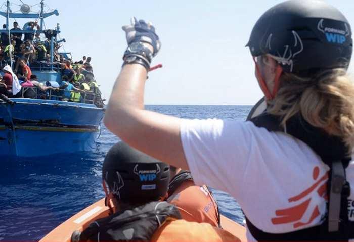 Nessun divieto di attracco a Lampedusa per MSF, trasbordo richiesto da MRCC