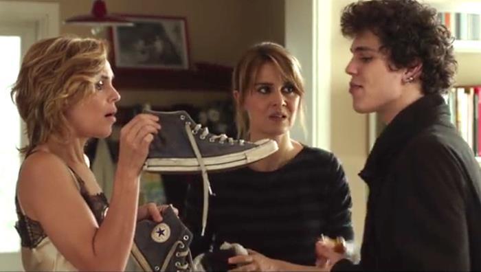 Paola Cortellesi e Micaela Ramazzotti in Qualcosa di Nuovo. Al cinema dal 13 ottobre