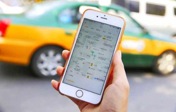 Uber fonde la sua filiale cinese con il concorrente Didi Chuxing
