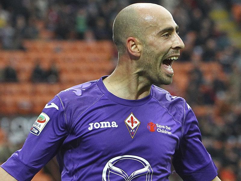 Inter: preso Borja Valero dalla Fiorentina