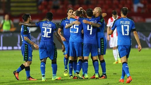 Il Sassuolo supera la Stella Rossa: nel girone con Athletic Bilbao, Genk e Rapid Viena