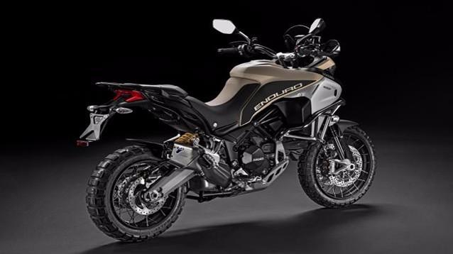Ducati Multistrada 1200 Enduro, ancor più outdoor in versione Pro