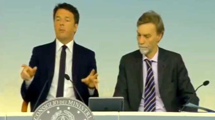 Renzi ha costruito il tunnel del San Gottardo, ma in Svizzera non sono d'accordo