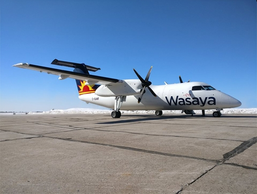 Voyageur Aviation unveils Dash 8-100 Package Freighter | Air Cargo