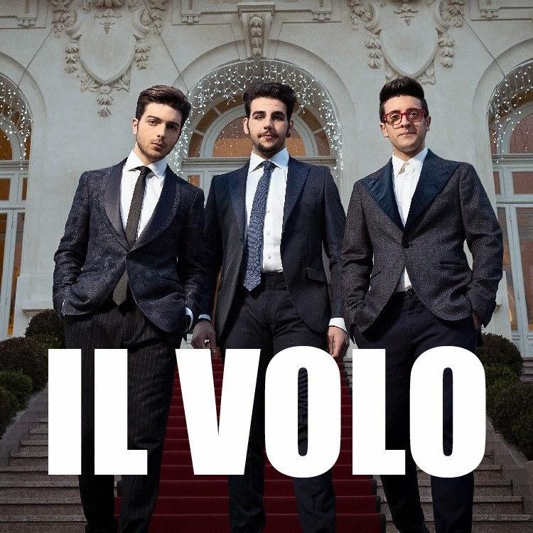 Concerto Il Volo a Taormina 2017