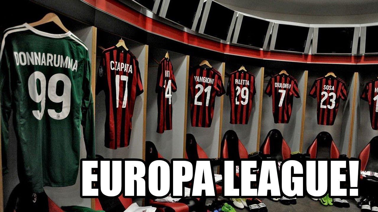 Ecco quando il Milan comincerà i preliminari di Europa League