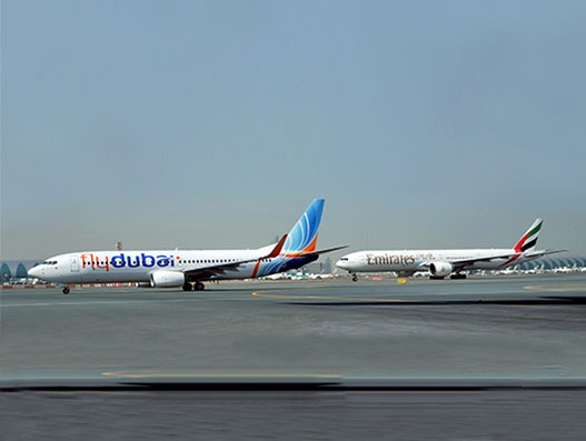 Emirates and flydubai join hands announce extensive partnership | Aviation