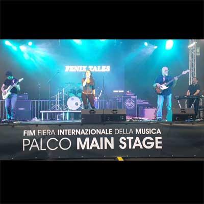 FENIX TALES: Concluso con un live FIM2017