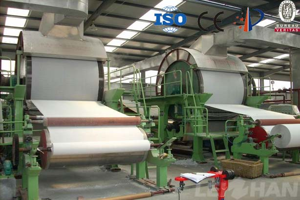 30T/D Printing Paper Making Line